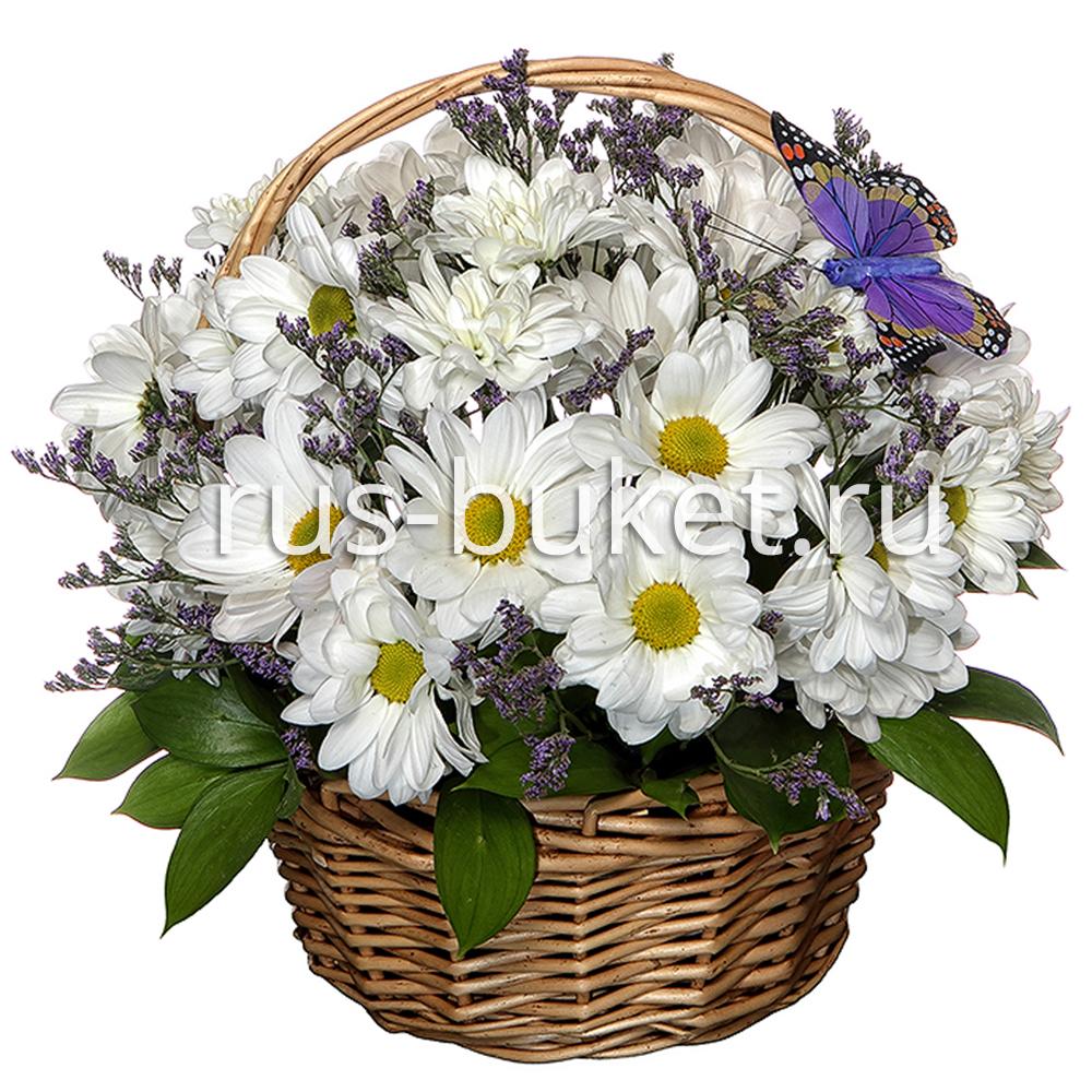 Композиции из цветов своими руками из хризантем